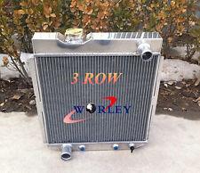 3 ROW Aluminum Radiator 1960-1965 Ford Ranchero 1964-1966 Mustang V8 ENGINE 5.0L