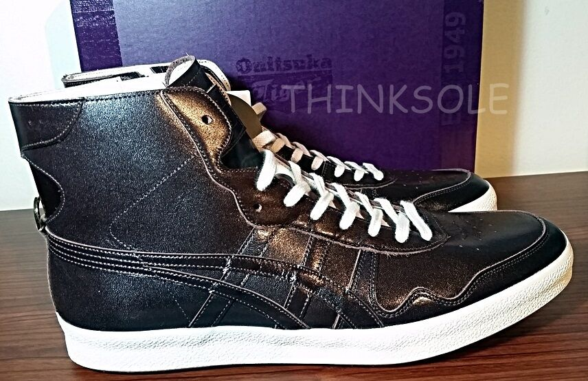 ONITSUKA TIGER X MASTERMIND JAPAN FABRE NIPPON COLLECTION BROWN SIZE 10 US 9 UK