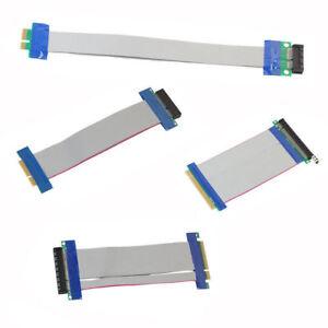 20CM-PCI-E-1X-4X-8X-16X-Express-Riser-Card-Extender-Extension-Adapter-Cable-LN