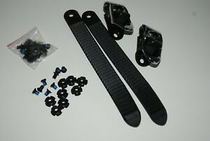 straps buckles Special snowboard kit hardware