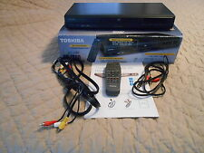Toshiba Color Stream SD-1800 DVD Video CD VCD Player Remote 27MHz Video DAC