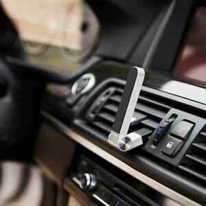 Minimalist Magnetic Car Phone Holder Fully Adjustable 360 Degree Phone Holder