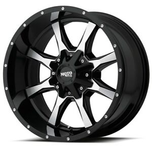 18 inch silver black wheels rims chevy silverado 1500 tahoe truck 1957 Chevy Pickup Lifted image is loading 18 inch silver black wheels rims chevy silverado
