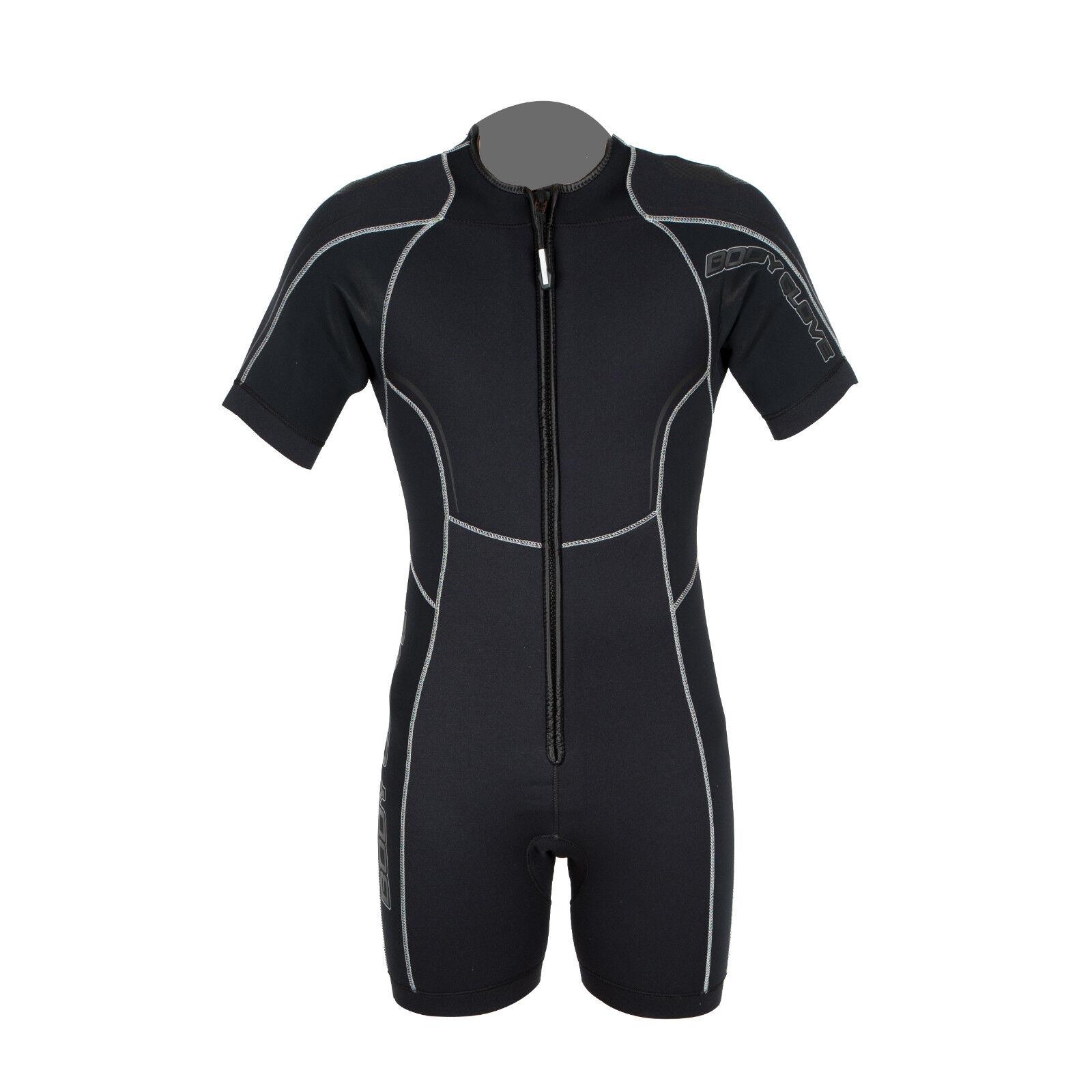 BODY GLOVE Shorty Front Zip Zip Zip 4mm Herren Wetsuit Neoprenanzug Tauchanzug Surfanzug d9c2c8