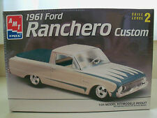 AMT / ERTL 1961 FORD FALCON RANCHERO CUSTOM MODEL KIT (SEALED)