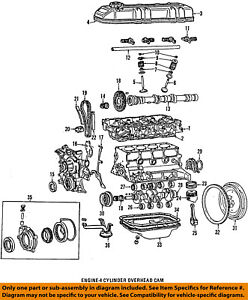 details about toyota oem 84 95 pickup engine oil pick up tube 1510435010  toyota 22r engine lubrication diagram #6