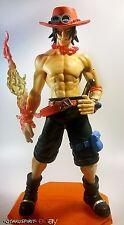 """Figura PORTGAS D. ACE - One Piece - MegaHouse P.O.P. (23 cm / 6"""") - Detallada"""
