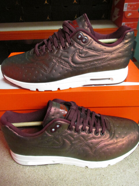 more photos e2733 e2211 Nike Air Max 1 Ultra PRM JCRD Womens Running Trainers 861656 900 Sneakers  Shoes
