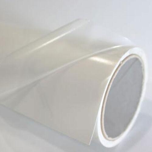 transparent Klebefolie ab 1 Laufmeter 120cm Breite matt