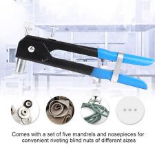 12 9 Rivnut Rivet Nut Nutsert Tool Kit M6 Heavy Duty High