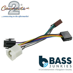 Connects2 CT20VL03 Volvo 360 82-90 Car Stereo Radio ISO Harness ...