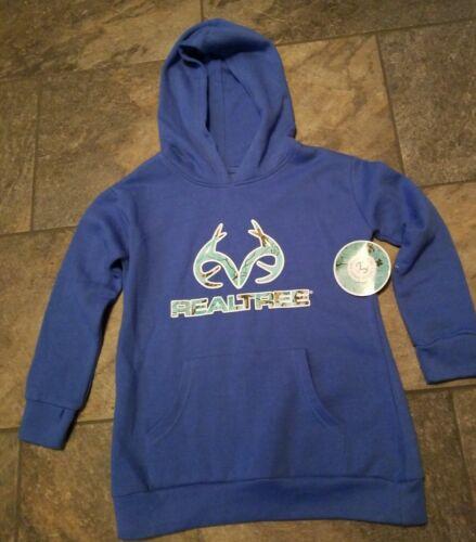 Realtree Blue /& CAMO Sweat à capuche Youth taille XL 14-16 Neuf avec étiquettes