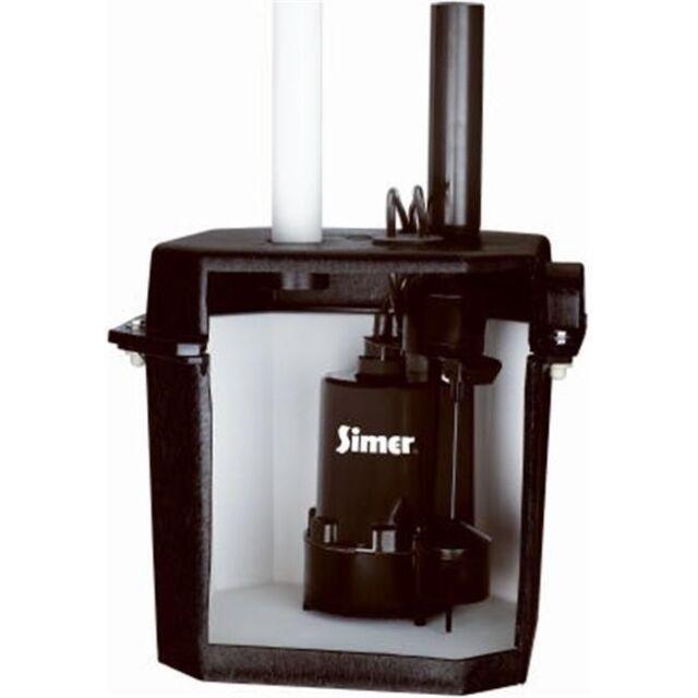 Simer 2925b Sump Laundry Sink Pump 017561515164