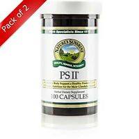 Ps Ii Herbal Dietary Supplement, 100 Capsule, 500 Mg , Kosher, 4 Pack Saving (Sunshine) Nutrition