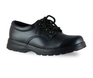 School Shoes Boys - Bata Treble Black