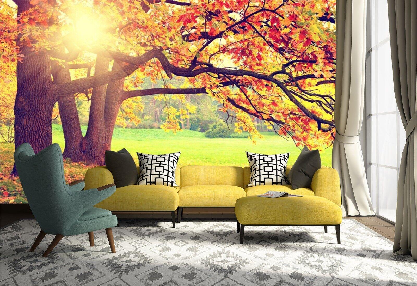 3D Waldrasen 567 Tapete Tapeten Mauer Foto Familie Tapete Wandgemälde Summer