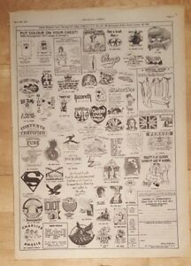 vintage-t-shirts-designs-1977-press-advert-Full-page-28-x-38-cm-poster