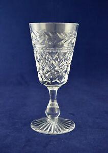 "670a1a8ed0d1 Stuart Crystal ""CHELTENHAM"" Sherry   Port Glass – 12.5cms (5″) Tall ..."