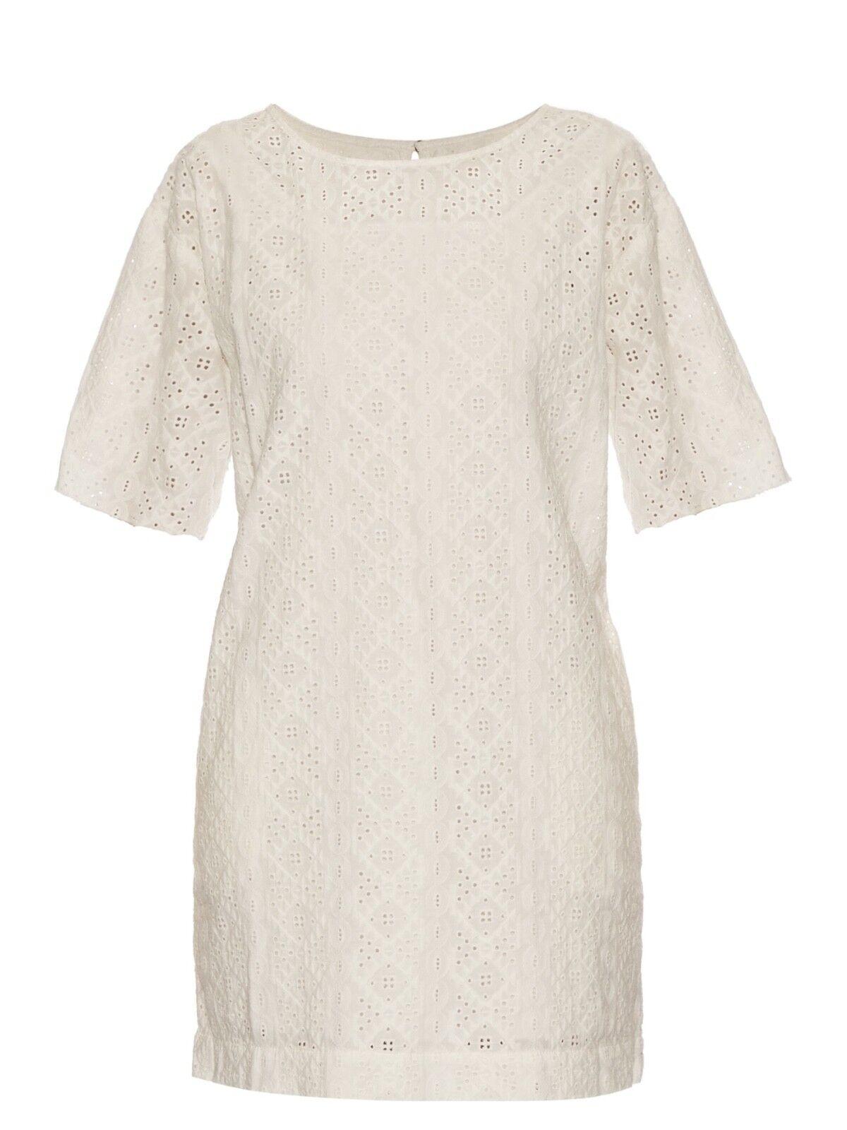 Current Elliott Eyelet Cotton Dress