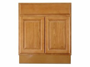 Image Is Loading 24 034 Bathroom Vanity 24 Inch Cabinet Natural