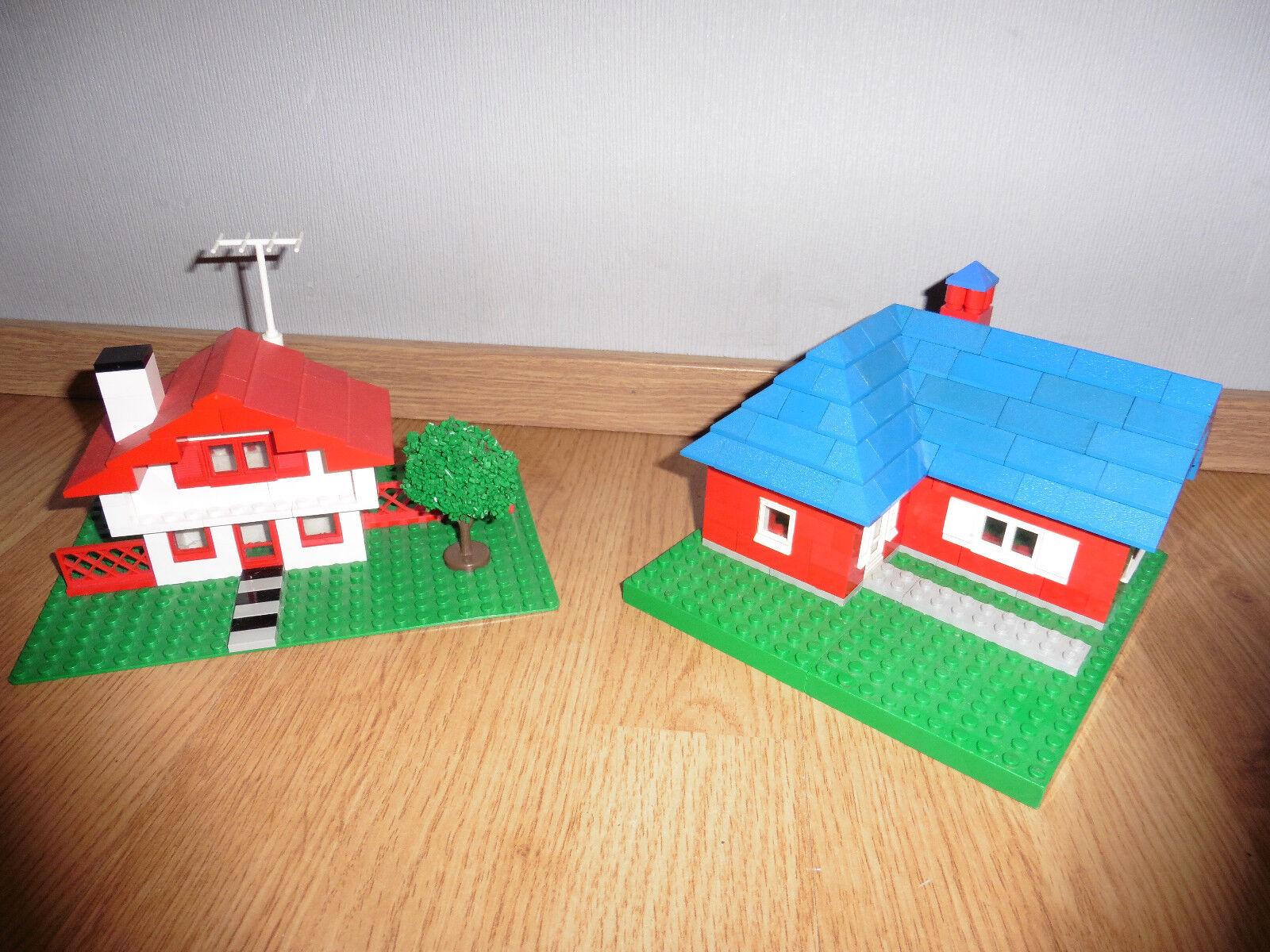 Konvolut Lego System Haus / Häuser / Einfamilienhaus