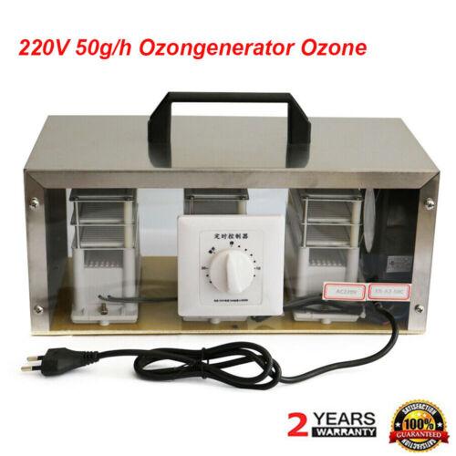 220V 50g//h Ozonisator Ozongenerator Ceramic Luftreiniger Ozon Gerät Ozonisator