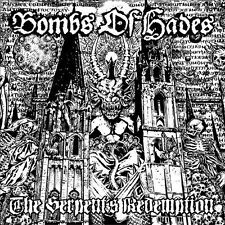 BOMBS OF HADES-SERPENT`S REDEMPTION  CD NEW