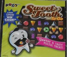 Sweet Tooth To Go - PC Game by POGO - Puzzle / Matching Game