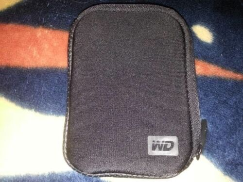 WDBABK0000NBK-WRSN 5 Western Digital WD My Passport Carrying Case Black