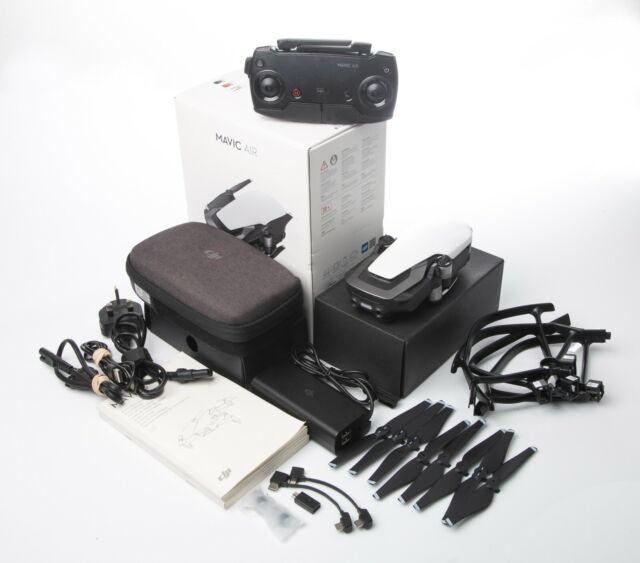 DJI Mavic Air 4K Camera Drone - Boxed & Complete in Excellent condition - Superb