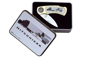Hitch Hiker Gift Box 4 Quot Folding Knife Cs 6017 Ebay