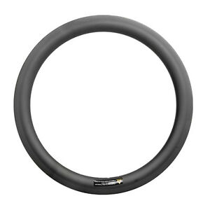 406-Wheel-Clincher-20-039-039-Carbon-Road-folding-bike-Rim-38mm-Disc-Brake-23mm-Wide