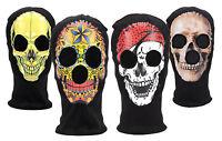 Pirate Skull Balaclava 2/3-hole Ski Snowboarding Winter Reversible Face Mask