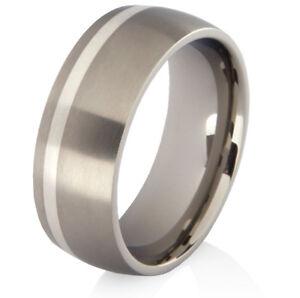 Anillo de pareja de anillo de amistad, de compromiso 925 titanio anillo de plata grabado t26h  </span>