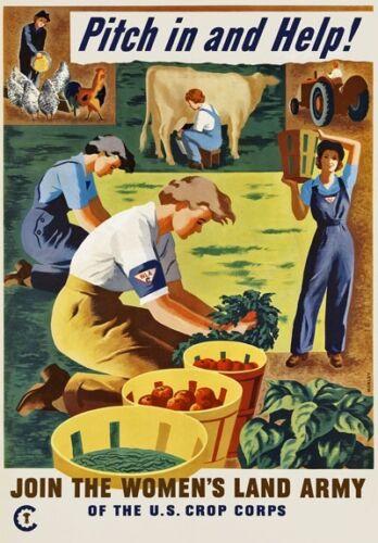 Vintage High Quality Allied WW2 World War II Propaganda Retro Posters A3//A4//A5
