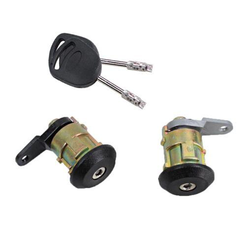 FORD KA ESCORT FIESTA COURIER 2 locks front door = 96FGA22050CGPAR