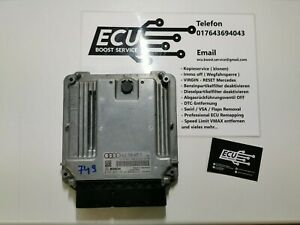 Motorsteuergeraet-ECU-Bosch-0281015165-4L0910409D-EDC16CP34-IMMO-OFF-Clone