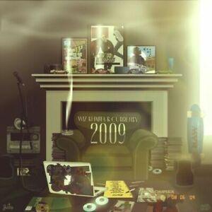 """Wiz Khalifa /& Curren$y 2009 Album Cover Poster Art Pirnt 12x12 24x24/"""" 32x32"""