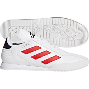 191d04f06 adidas Copa Super Suede USA IN Indoor 2018 Soccer Shoes White   Red ...