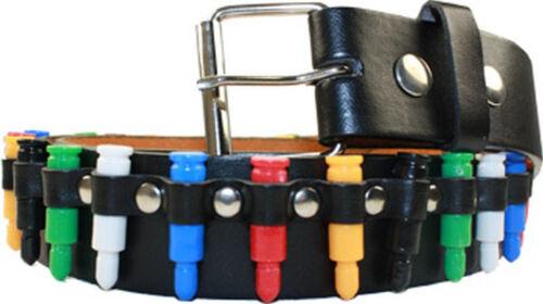 CARTUCCE Borchie Cintura Cintura Bullet BELT Multi-Colour stb-026