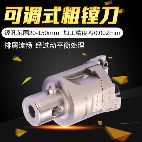 20-26 TWN Twin-Cutter Boring Head Double rough boring cutter 22mm-26mm*35mm CKB1