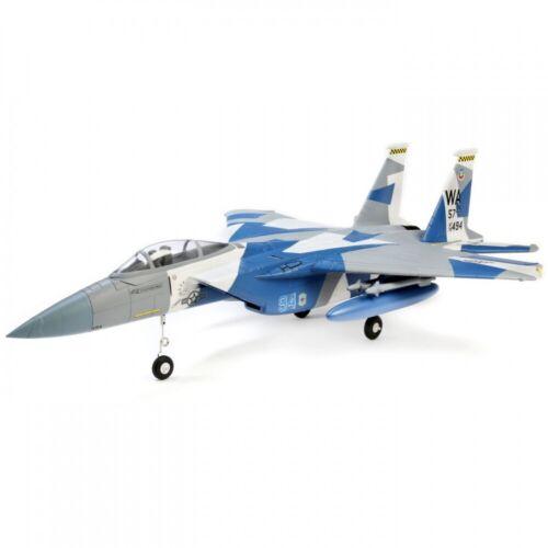E-flite F-15 Eagle 64mm EDF BNF w//AS3X /& SAFE EFL9750