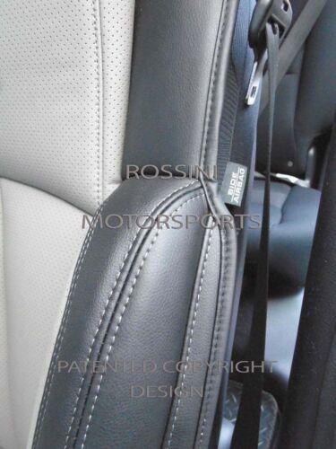 YS01 Recaro Grau 2 Fronten D Passend für Kia Sorento Autositzbezüge