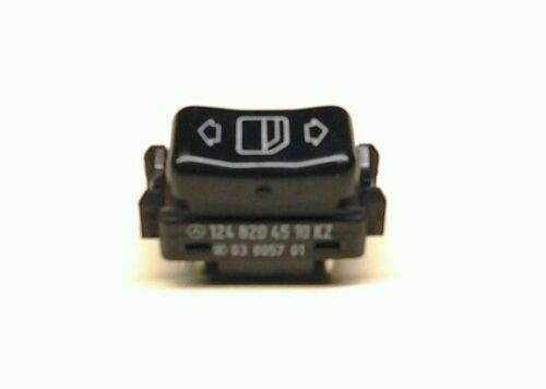 Mercedes Benz W124 Saloon Estate Electric Window Switch Genuine Part 1248204510