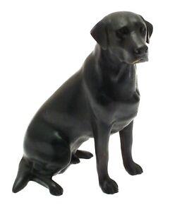 Labrador-Figurine-Bronze-Sculpture-Dog-Ornament
