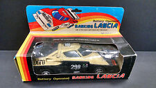 vintage 1970 Banking Lancia Stratos Marlboro Racing rare boxed battery operated