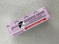 Genuine Black & White Bleaching Cream With Hydroquinone 3/4 Oz