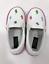 *New* Polo Ralph Lauren White Logo Baby//Toddler Slip On Shoes//Sneakers