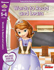 Sofia the First - Words to Read and Understand, Ages 5-6: Ages 5-6 by Scholastic (Paperback, 2015)