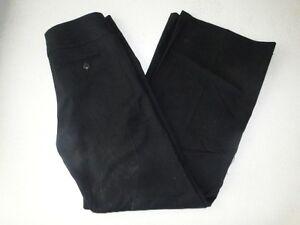 m H 36 Gr Nero Pantaloni Uni Pantaloni donna F6g5xqE